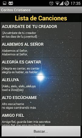 Coritos Cristianos 1.3 screenshot 2088785