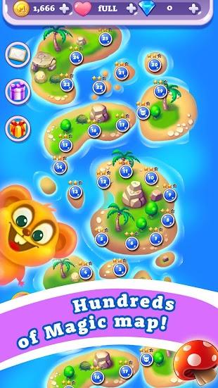 Island Quest - Magic Match-3- screenshot thumbnail