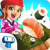 My Sushi Shop - Japanese Food Restaurant Game