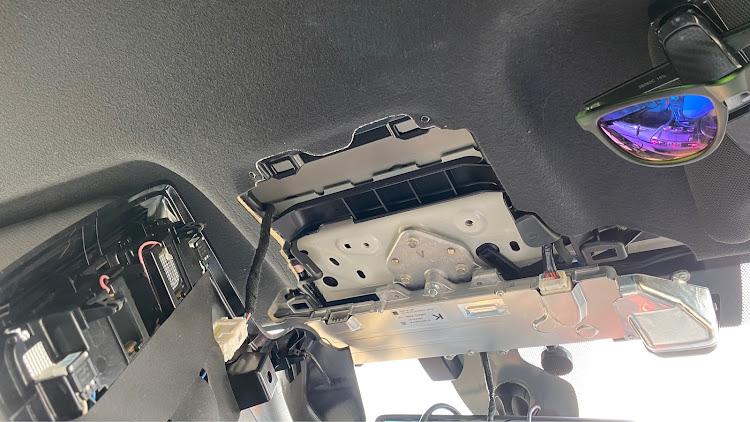 WRX S4 VAGのVAG,WRX S4,ドラレコ取付,ドライブレコーダー取付,MDR-A001に関するカスタム&メンテナンスの投稿画像3枚目