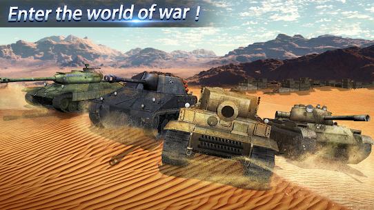 Furious Tank: War of Worlds 2