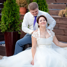 Wedding photographer Kristina Potemkina (kris12). Photo of 01.11.2014