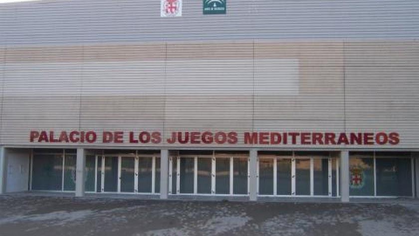 Palacio de los Juegos.