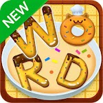 Word Connect 2018:Cookies Chef - Word Puzzle Game