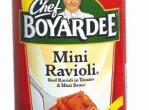 Chef Boyardee Tomato Sauce (copy Cat) Recipe