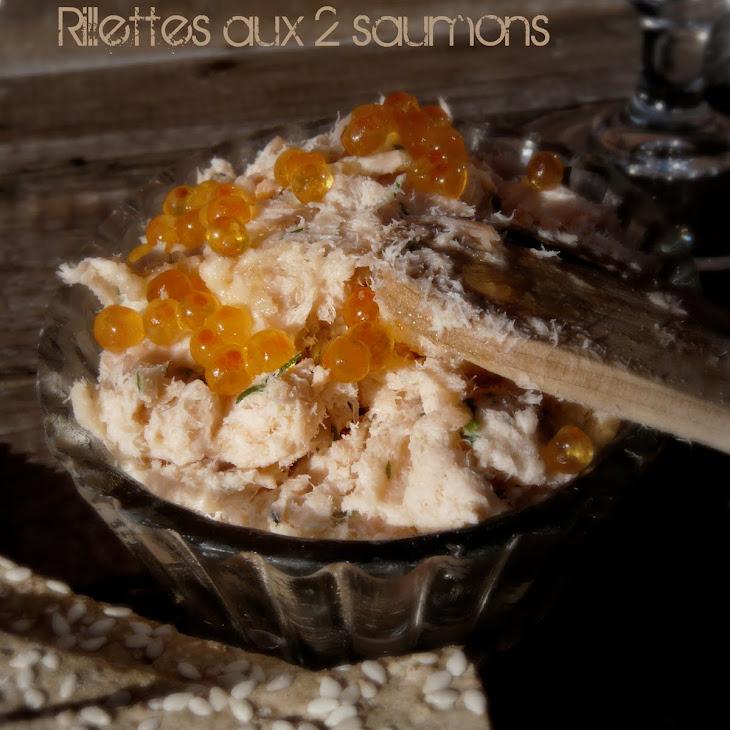 2 Salmon Rillettes Recipe