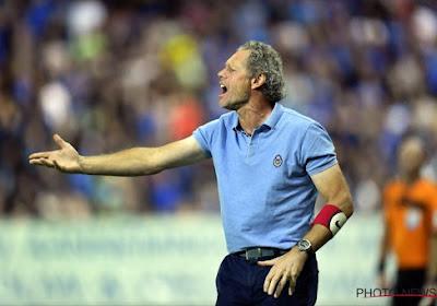 Preud'homme est inquiet après la défaite contre Waasland-Beveren