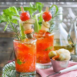 Cherry Tomato Bloody Mary