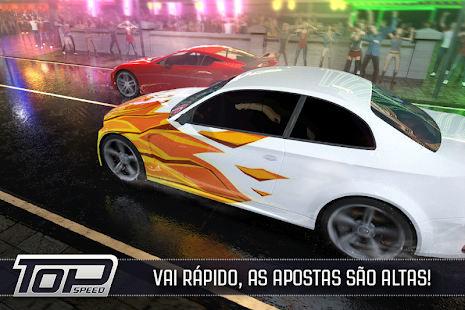 Top Speed: Drag & Fast Racing imagem 6