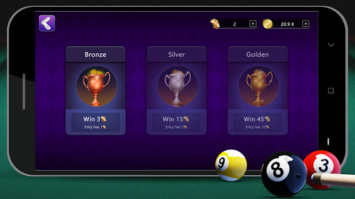 8 Ball Billiards- Offline Free Pool Game 1.36 screenshots 15
