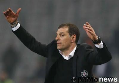 Un coach de Premier League sur la sellette