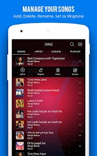 MX Audio Player- Music Player App Download For Android 2