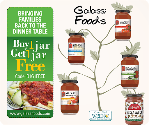 Galassi Foods coupon