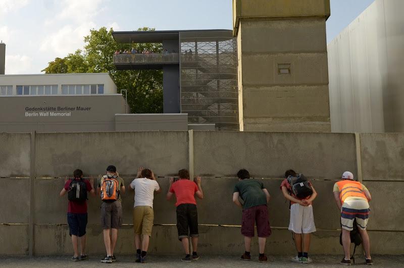 La libertà al di là del muro. di effemarini