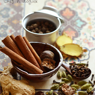 Arabic Spices Recipes.