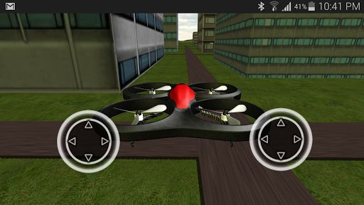 Quadcopter Trainer