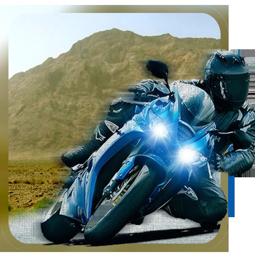 Sports Bike Mountain Race for PC
