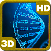 Mysterious DNA Strand Double Helix Live Wallpaper APK