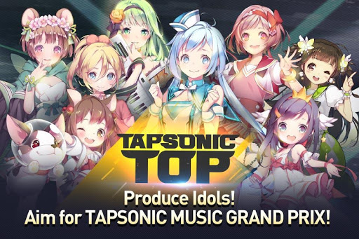 TAPSONIC TOP - Music Grand prix  captures d'écran 2