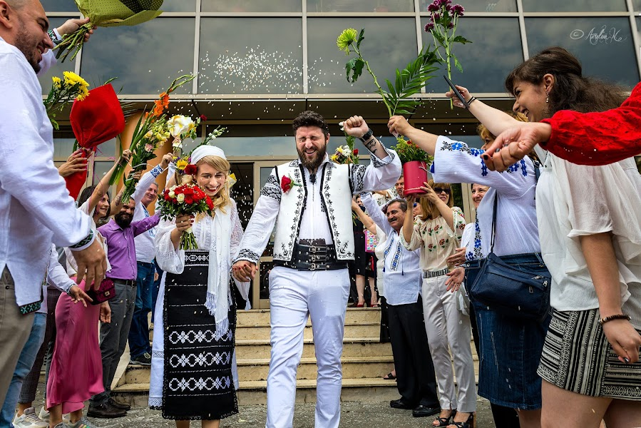 Fotograful de nuntă Aurelian Nedelcu (aurash). Fotografia din 07.07.2019