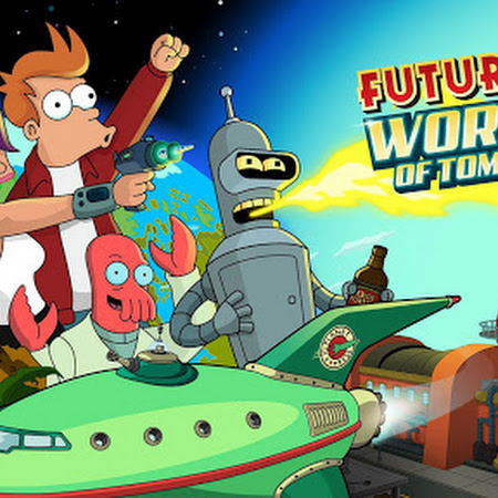 Futurama: Worlds of Tomorrow v1.2.1 (Mod)