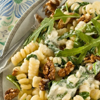 Pasta with Blue Cheese Sauce