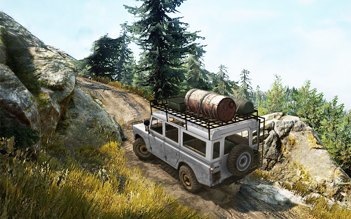 Offroad Drive : Exterme Racing Driving Game 2019 apkpoly screenshots 1