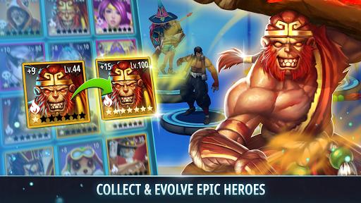 I Am Hero: Crypto Battles  trampa 5