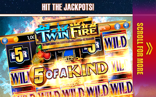 Quick Hit Casino Slots - Free Slot Machines Games screenshot 21