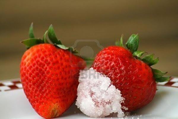 Easy  Berry Snack Recipe