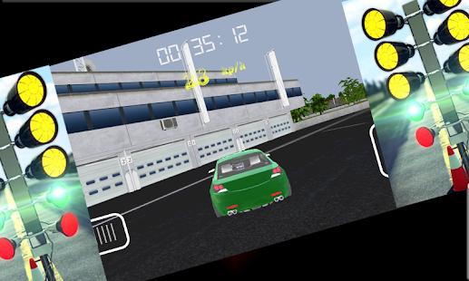 Car Driving Simulator 3D screenshot 7