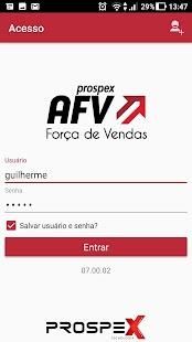 Prospex Vendas - náhled