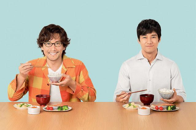 西島秀俊 x 內野聖陽 《 昨日的美食 》2021年上映!