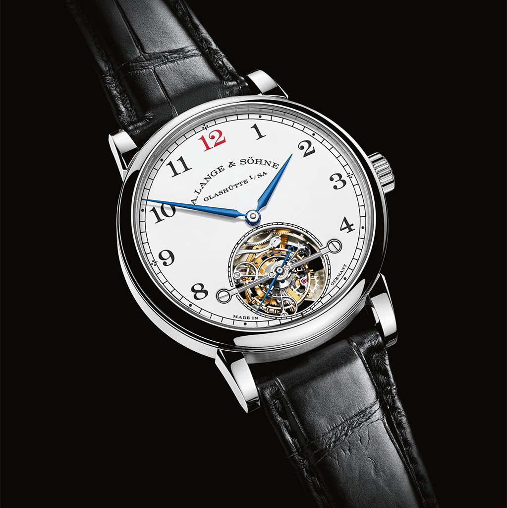 A. Lange & Söhne Watch front view
