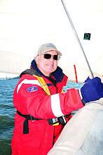 Photo: Crew Member and Board Member Captain Paul