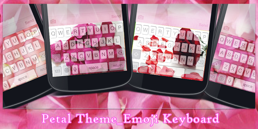 Petal Theme_Emoji Keyboard