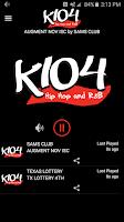 Screenshot of K104