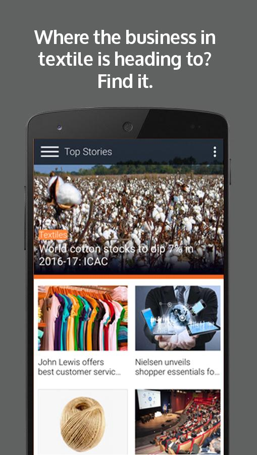 Garment Textile Fashion News- screenshot
