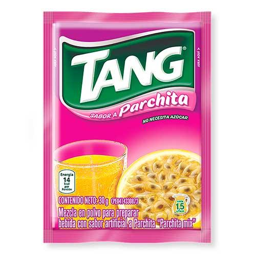 bebida en polvo tang parchita 30gr