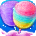 Fair food - Sweet Cotton Candy icon