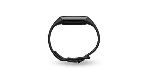 Side view of Charge 5 in black