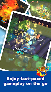Pokémon Rumble Rush MOD (GOD Mode/High Damage) 4