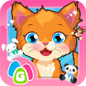 Baby Kitty Care - Pet Care icon