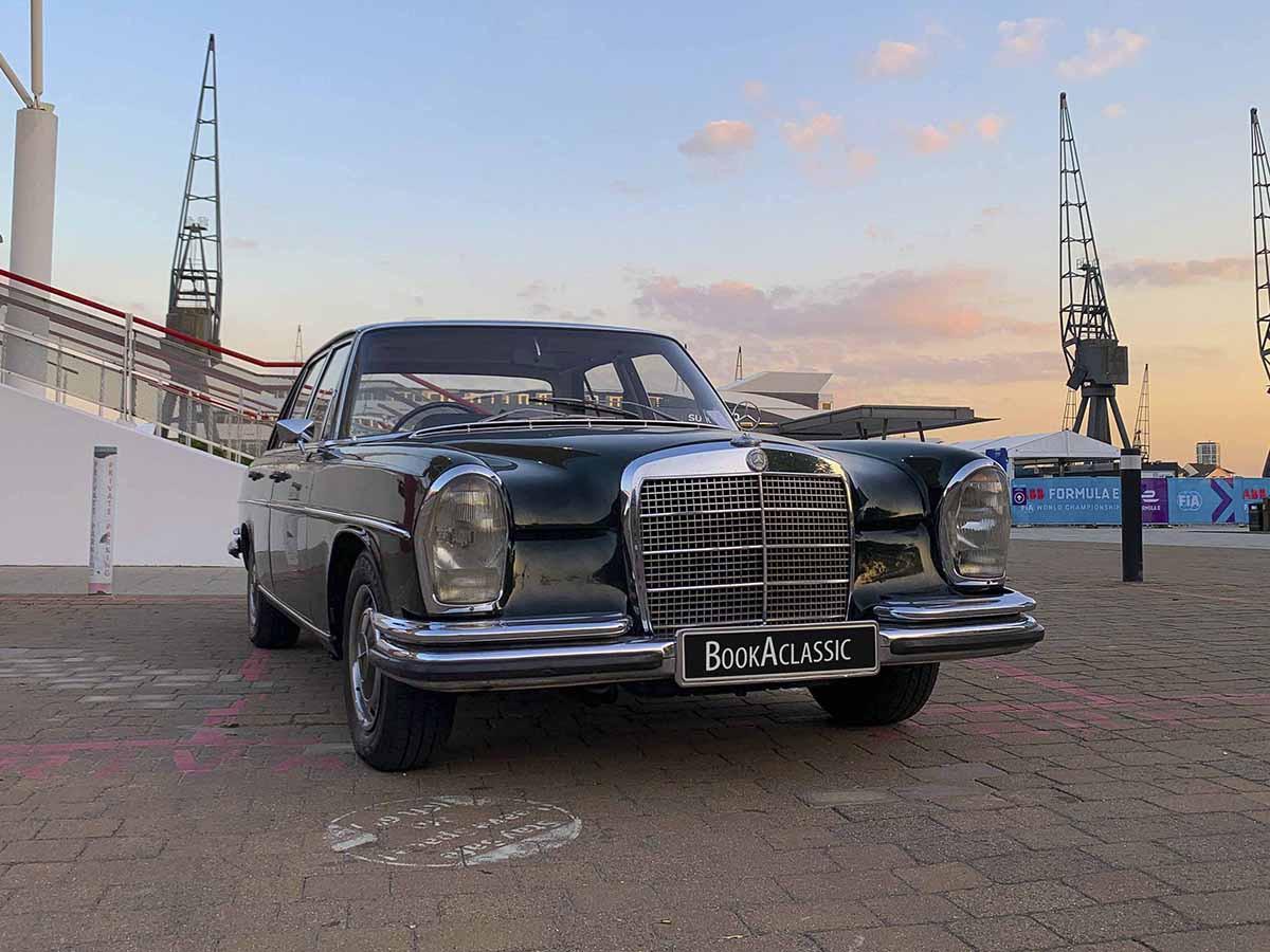 Mercedes-Benz 280 Se Hire London