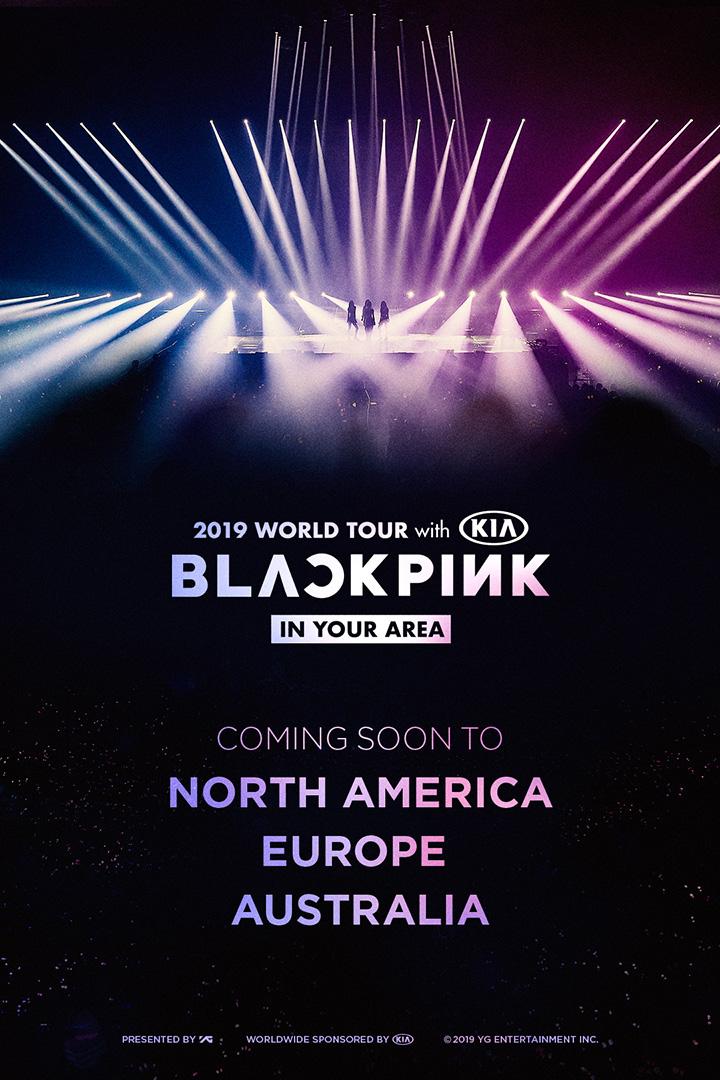 blackpink world tour 2019 2