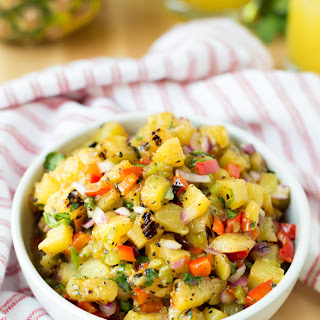 Grilled Pineapple Jalapeno Salsa Recipes