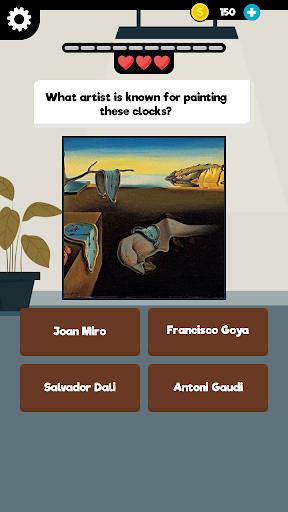 Art Quiz & Trivia: Art History Questions & Answers 1.1.0 screenshots 2