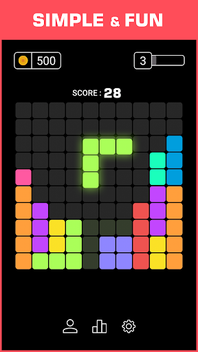 X Blocks screenshot 1