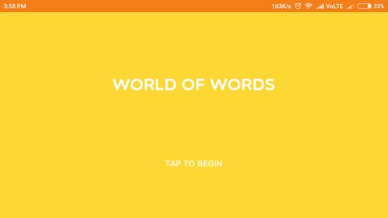 WORLD OF WORD - náhled