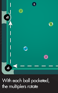 Pocket Run Pool Screenshot